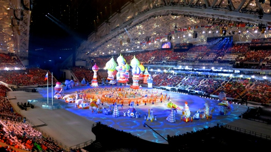 "Opening Ceremony, ""Festivity"" 2"